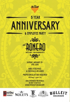 5 Year Anniversary and Employee Party