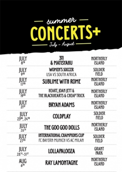 Scout Summer Concerts