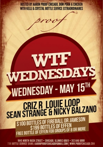 WTF Wednesdays