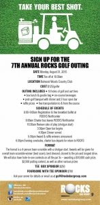 Rocks 7th Annual Golf Outing