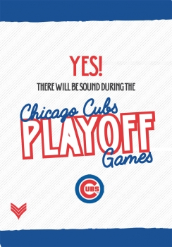 Cubs Playoffs