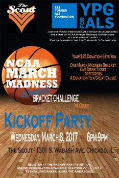 March Madness Bracket Kickoff Party!