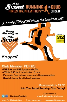 Scout Running Club
