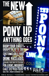 Pony Up Lounge