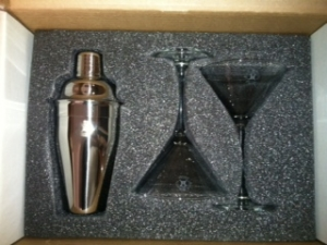 Classic Cocktail Shaker set
