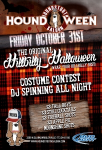 HillBilly Halloween