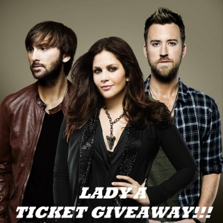 Ticket Giveaway Lady A