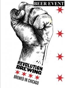 Revolution Brewery Beer Event