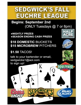 Fall Euchre
