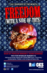 Star Spangled Burger