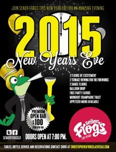 NEW YEARS 2015