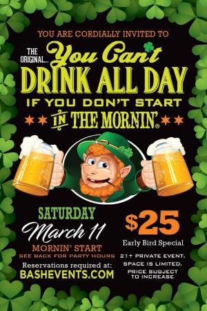 St. Patrick's Day at O'Donovan's