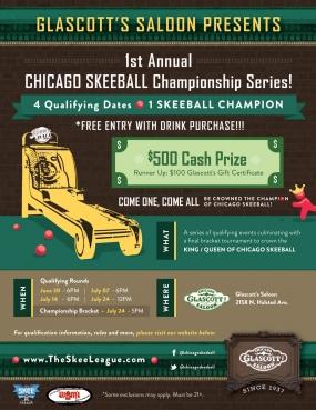 SkeeBall Tournament!