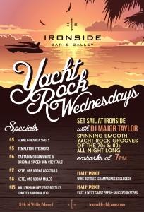Yacht Rock Wednesdays