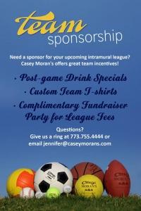 2016 Team Sponsorship