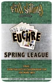 Euchre League!