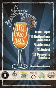 Mimosa Sundays!