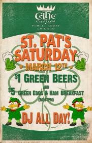 St. Pat's Saturday!