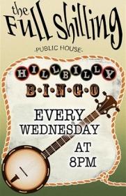 Hillbilly Bingo!