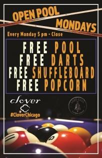 FREE Pool Mondays!