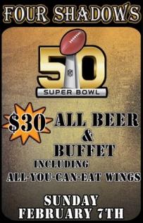 Super Bowl 50!