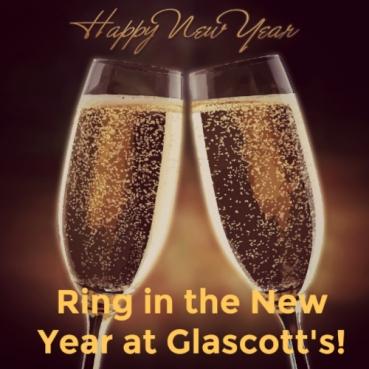 NYE 2018 @ Glascott's