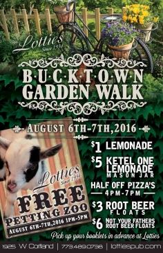 Bucktown Garden Walk