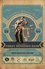 Corey Dennison Live 9/24