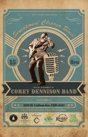 Corey Dennison Live