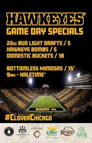 Iowa Football Specials