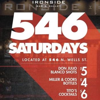 546 Saturdays