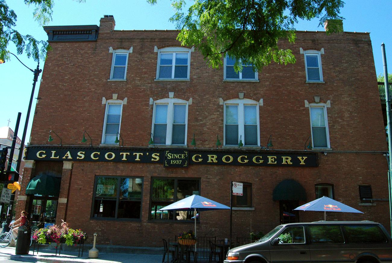 Glascott's Groggery