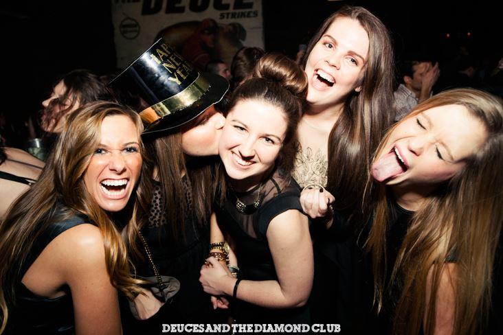 Deuce's & The Diamond Club