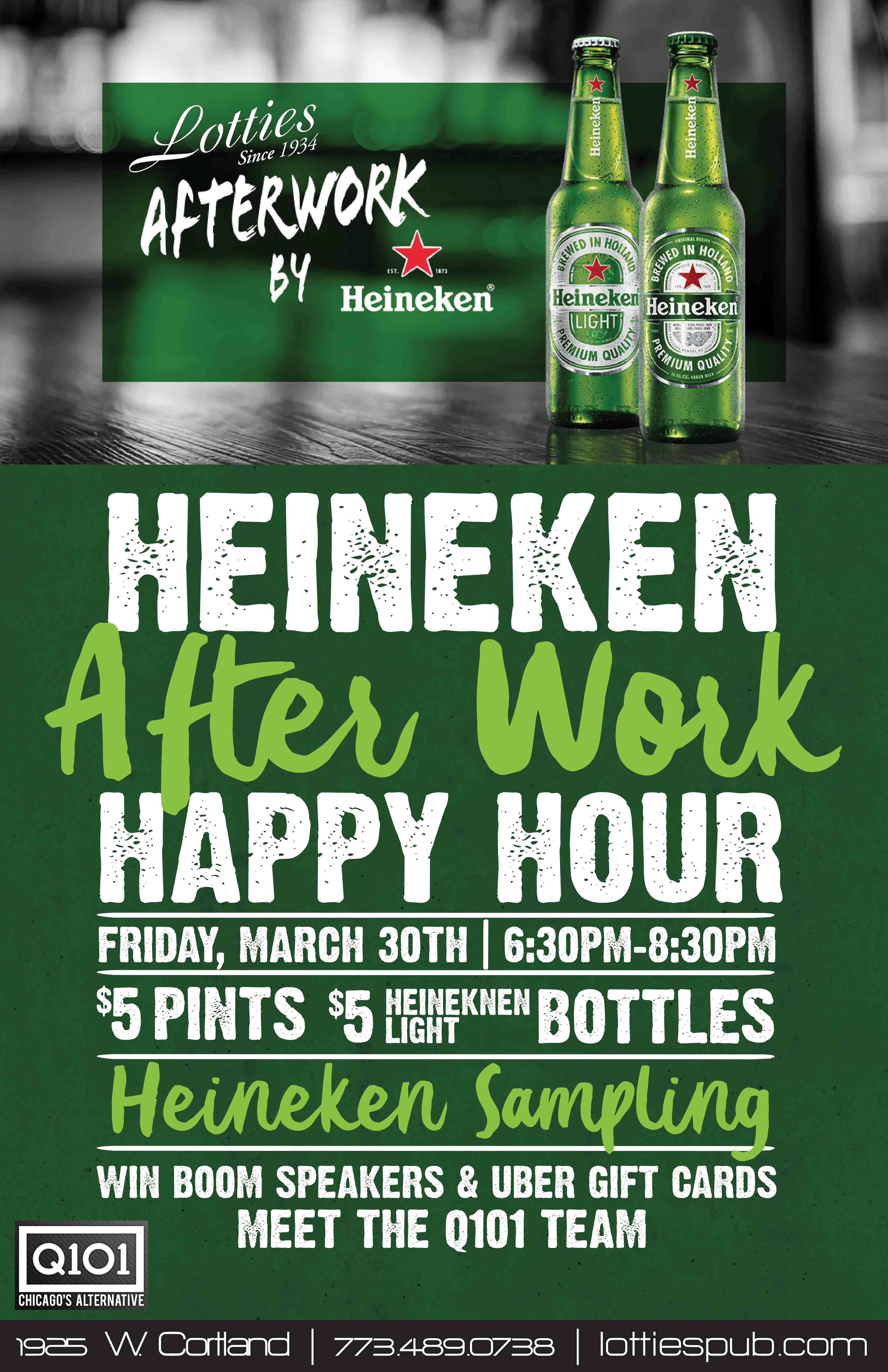 Heineken Pub  Private Room